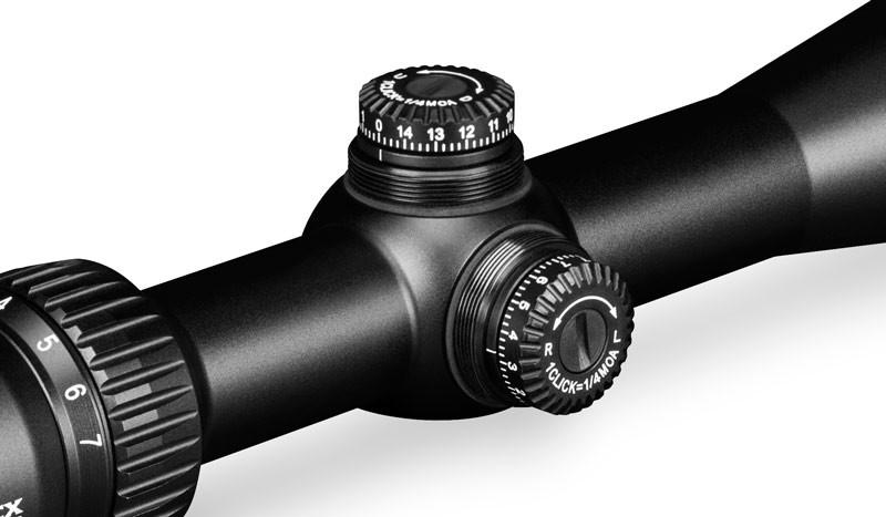 Vortex CROSSFIRE® II 2-7X32 SCOUT SCOPE with V-PLEX RETICLE