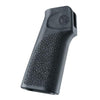 Hogue AR15 / M16 15 Degree Vertical No Finger Groove Polymer Black - Rifleworks Shooting Accessories