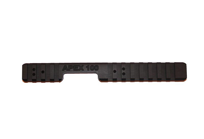 CZ452/3 3/8 Dovetail Picatinny Extended Rail - Rifleworks Shooting Accessories