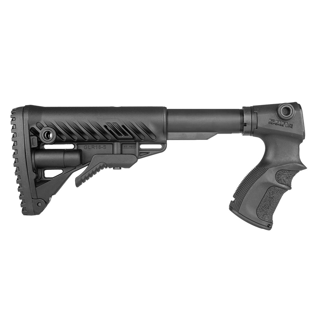 FAB Defence AGR870 FK M4 Buttstock for Remington 870 - Rifleworks Shooting Accessories