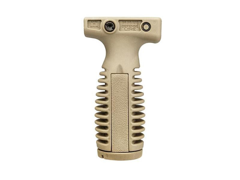 FAB Defense TAL-4 Tactical Vertical Foregrip - Tan - Rifleworks Shooting Accessories