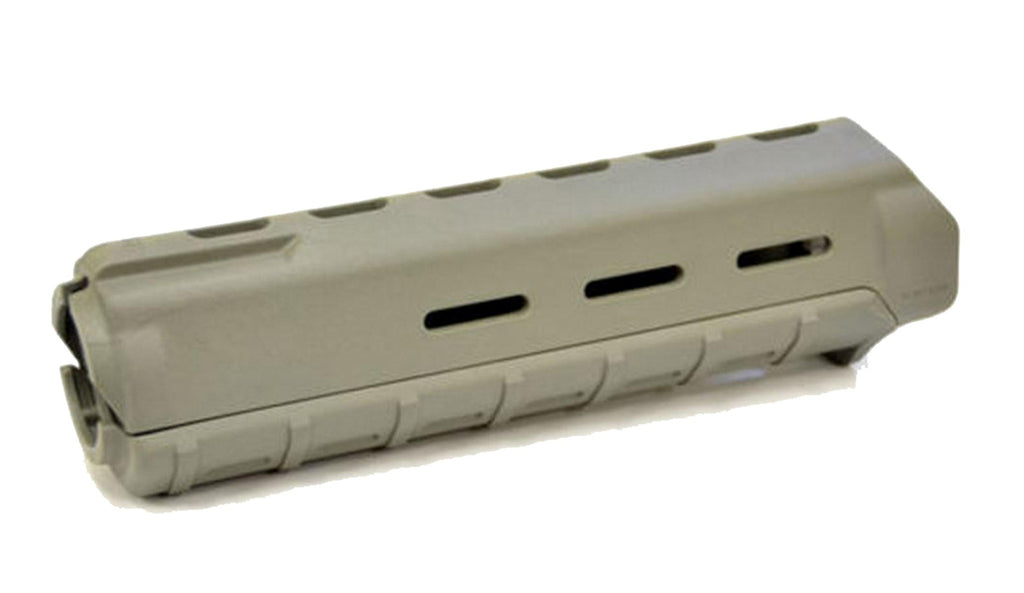 Magpul PTS MOE Mid Length Polymer Hand Guard - Foliage Green - Rifleworks Shooting Accessories