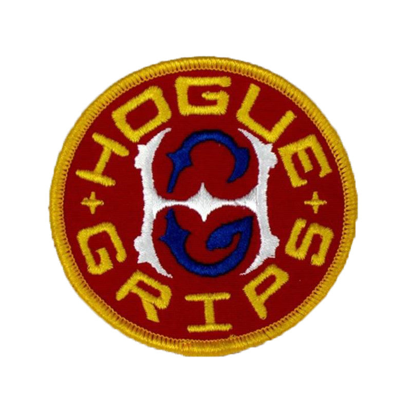 Hogue Logo Patch - Rifleworks Shooting Accessories