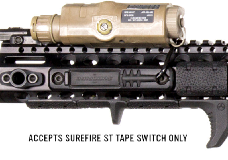 Magpul M-LOK™ Tape Switch Mounting Plate – Surefire® ST