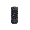 32 Hole Twist Pepper Pot Muzzle Brake 14mm LH CCW - Rifleworks Shooting Accessories