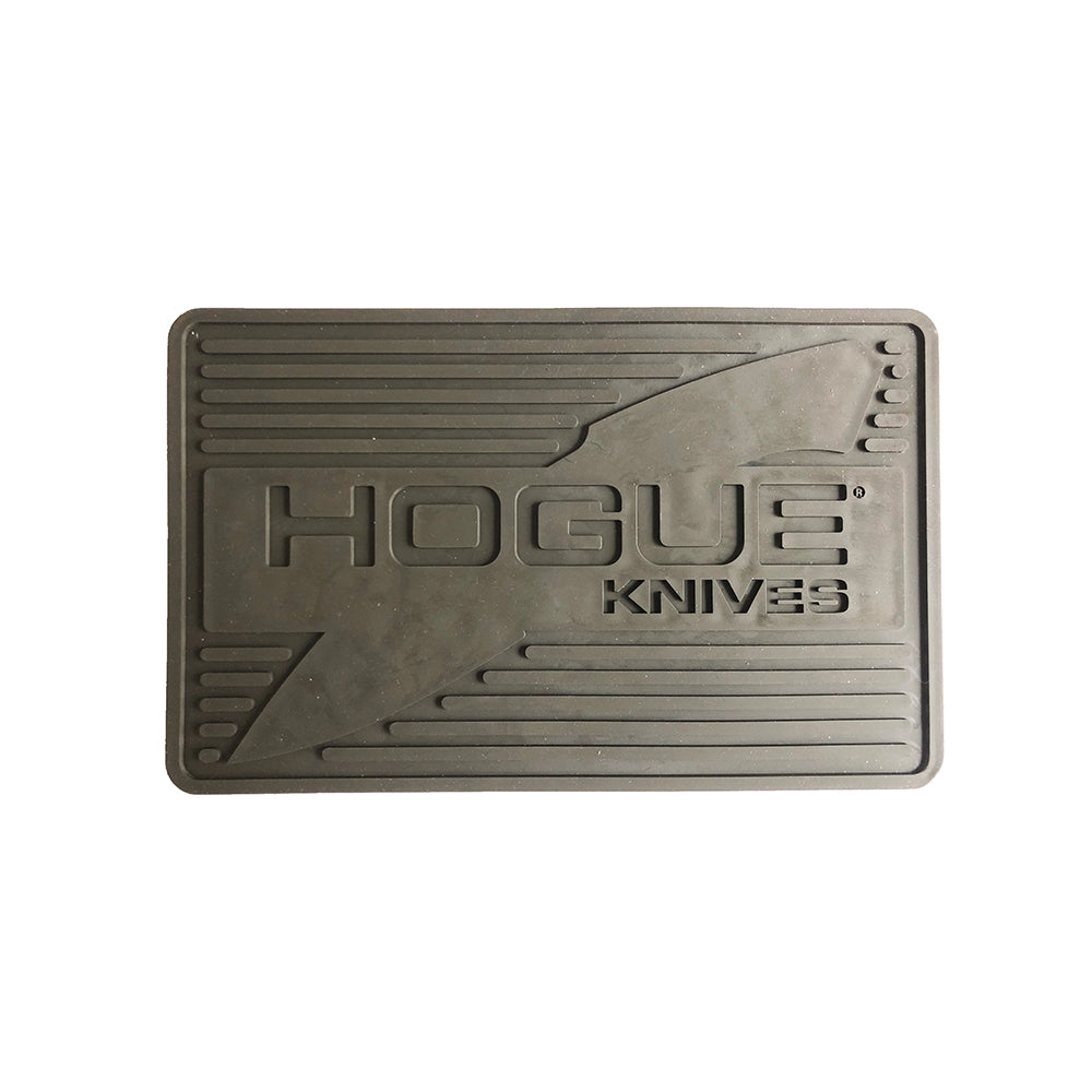 Hogue Knives Rubber Workshop Mat - Olive Drab Green - Rifleworks Shooting Accessories