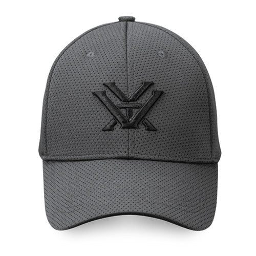 Vortex Dark Grey Fitted Cap