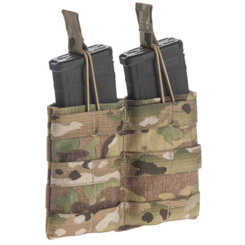Double Speed Load™ Molle Rifle Magazine Pouch - Multicam - Rifleworks Shooting Accessories