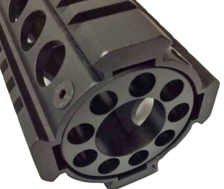 Front End Cap 0.936 Barrel for Free Float Quad Rail Handguard - Rifleworks Shooting Accessories