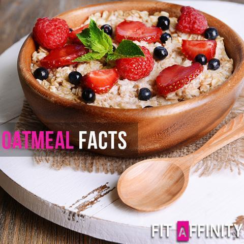 Oatmeal Facts