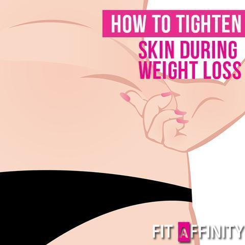 How To Tighten Skin During Weight Loss