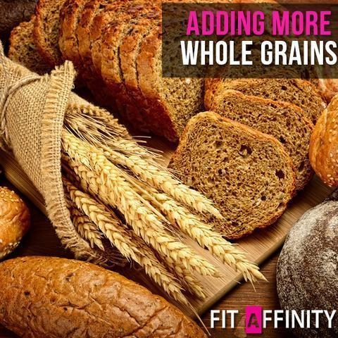 Adding More Whole Grains