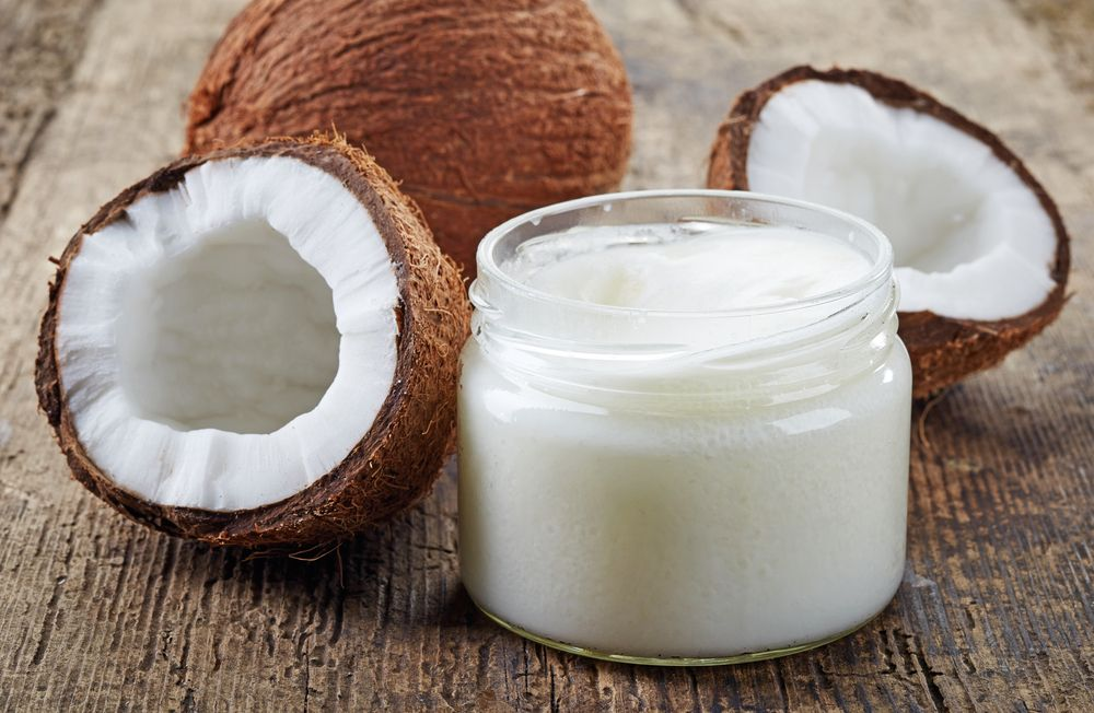 Coconut oil and metabolism