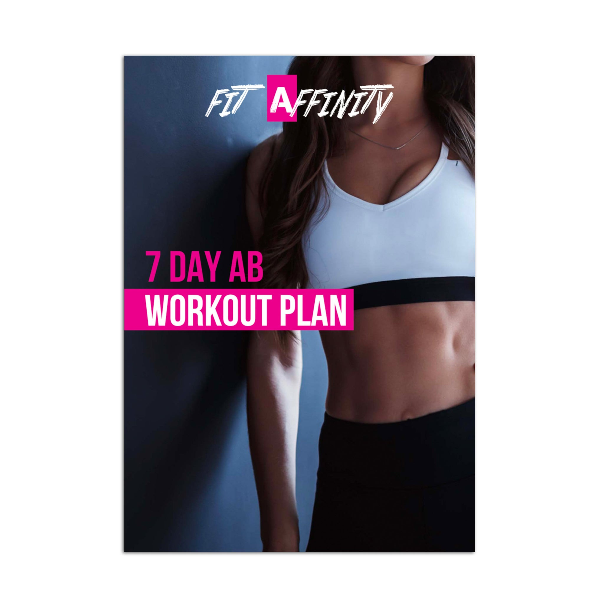 Free 7 Day Ab Workout Plan