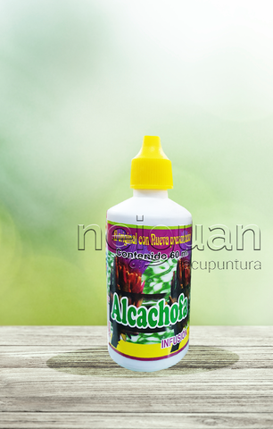 EXTRACTO DE ALCACHOFA 60ML