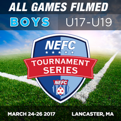 NEFC 2017 BOYS - Showcase Brackets