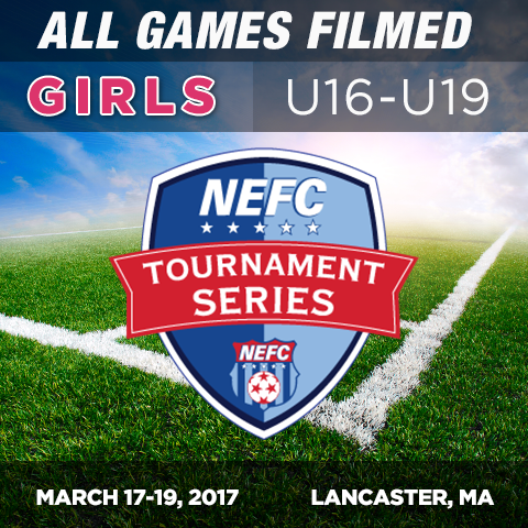 Picture of NEFC 2017 GIRLS - Showcase Brackets