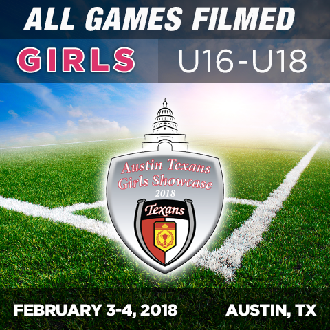 Picture of Austin Texans Girls Showcase 2018