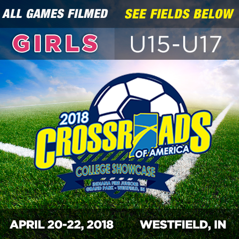 Picture of Crossroads of America College Showcase 2018 - GIRLS