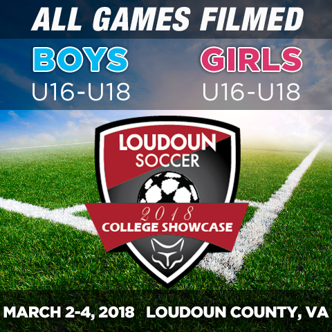 Picture of Loudoun Soccer College Showcase 2018