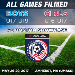 Needham Memorial Day Tournament 2017 - Driven by Yokohama