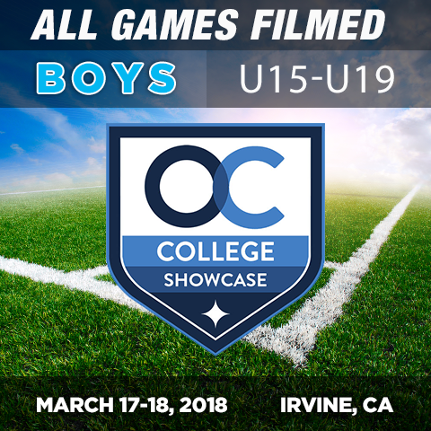 Picture of OC College Showcase 2018: BOYS