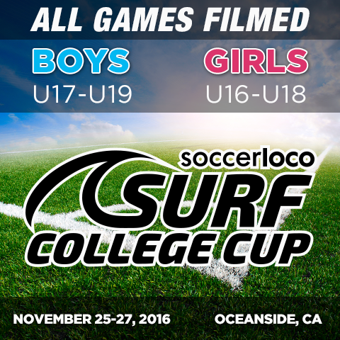 Picture of Surf College Cup Showcase 2016