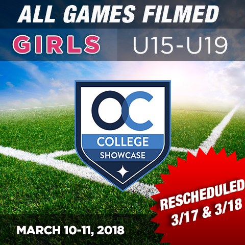 Picture of OC College Showcase 2018: GIRLS