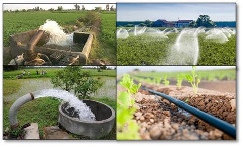Quality Irrigation water