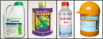 Insecticides for insect control