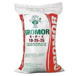 GROMOR 10-26-26 CONVENTIONAL FERTILIZER - BigHaat.com