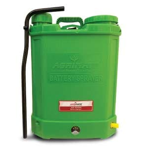 AM ZOOM BATTERY SPRAYER  2 in 1- 16 L