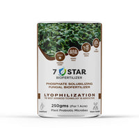 7 STAR (LYOPHILIZED MICROBES FOR SOIL AND ROOT HEALTH)
