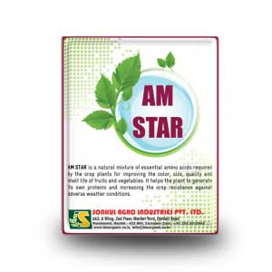 AM STAR GROWTH PROMOTER (AMINO ACID 80% POWDER)