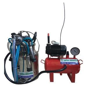 ECOMILK (EM) 01- PORTABLE MODEL (MILKING MACHINE)