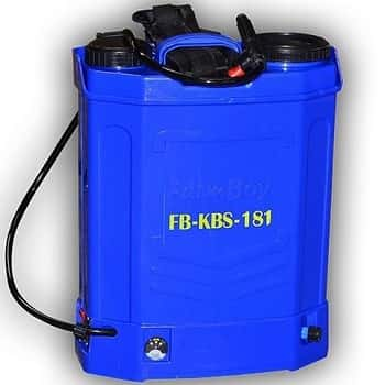 KNAPSACK SPRAYER-18L - With Battery (FB-KBS-181) - BigHaat.com