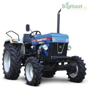 EURO 45 PLUS 4WD TRACTOR