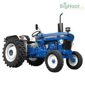 FARMTRAC 45 SMART TRACTOR - BigHaat.com