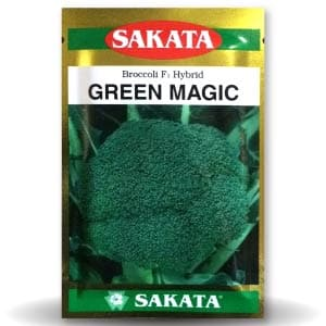 GREEN MAGIC BROCCOLI - BigHaat.com