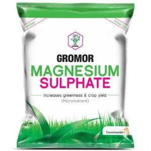 GROMOR MAGNESIUM SULPHATE
