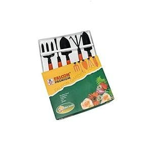 FGTB-95/5 STEEL GARDEN TOOL SET (5-PIECES) - BigHaat.com