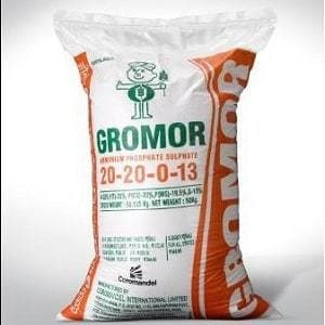 GROMOR 20-20-0-13 CONVENTIONAL FERTILIZER - BigHaat.com