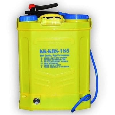 KNAPSACK ELECTRIC SPRAYER-18L (KK-KBS-185) - BigHaat.com