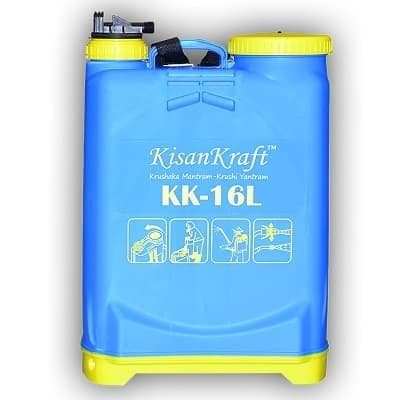 KNAPSACK MANUAL SPRAYER-16L (KK-16L) - BigHaat.com