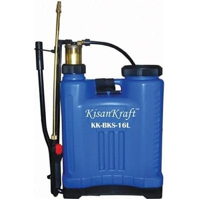 KNAPSACK MANUAL SPRAYER-BRASS CYLINDER-16L (KK-BKS-16L) - BigHaat.com