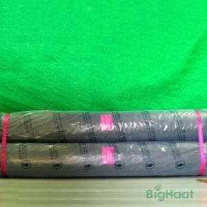 MULCHING SHEET - RED LABEL  (White Black Mulch) - BigHaat.com