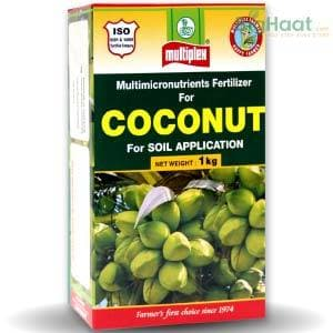 MULTIPLEX COCONUT SPECIAL MULTI-MICRONUTRIENT FERTILIZER - BigHaat.com