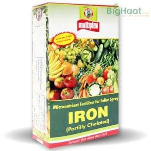 MULTIPLEX IRON MICRONUTRIENT FERTILIZER