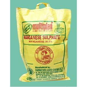 MULTIPLEX MANGANESE SULPHATE MICRONUTRIENT FERTILIZER