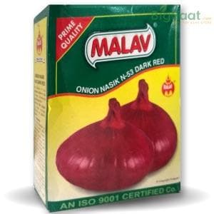 NASIK RED ONION (N-53) - BigHaat.com